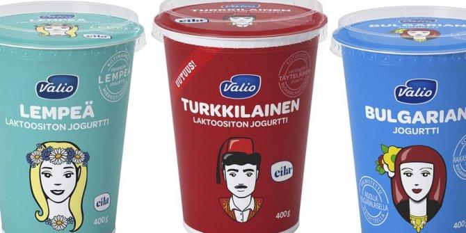 Finlandiyalı firma, Türk yoğurdunun üzerindeki 'fesli adam' görselini değiştiriyor