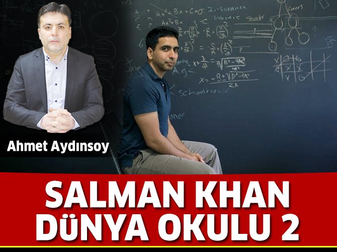 Salman Khan Dünya Okulu 2