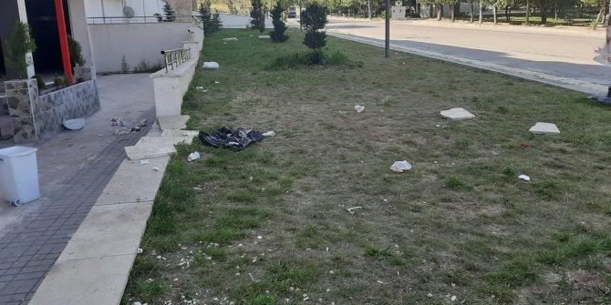 Kıbrısköy Parkı Bakımsızlığı, bölge halkının tepkisini topluyor