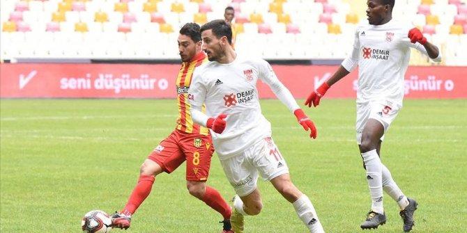 Sivasspor Yeni Malatyaspor'u konuk ediyor