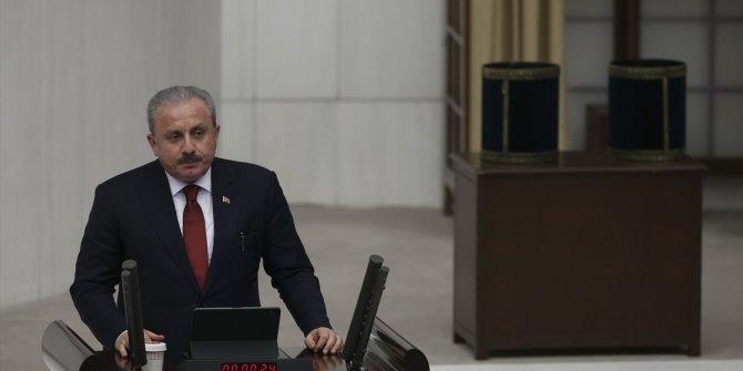 Mustafa Şentop yeniden Meclis Başkanı oldu