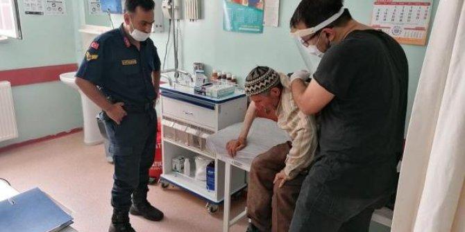 Burdur'da 2 gündür kayıp olan kişiyi jandarma buldu