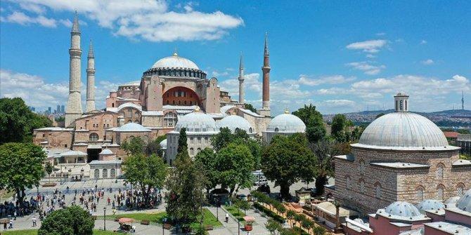 Ayasofya Cami eski imamlarından Toptaş: Minareler ezana, mihrap imama kavuştu