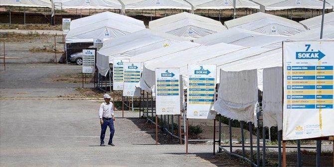 İstanbul'da kurban satış ve kesim alanları hazır