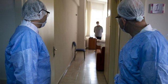 Türkiye'de Kovid-19'dan 214 bin 535 kişi iyileşti
