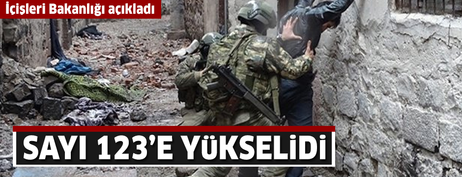 İçişleri Bakanlığı: İkna yoluyla bir örgüt mensubu Mardin'de teslim oldu