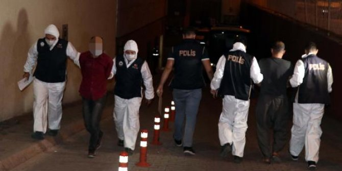 Kayseri'de DEAŞ operasyonu: 9 gözaltı