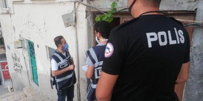 Kahramanmaraş'ta aranan 41 kişi yakalandı, 25'i tutuklandı