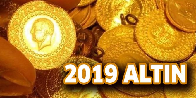2019 gram altın fiyatı ay ay