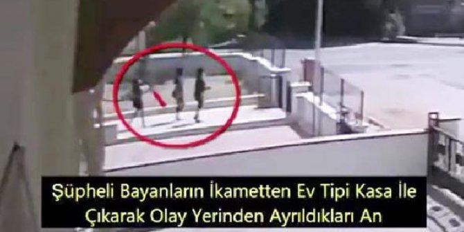 Gaziantep'te kameradan belirlenerek yakalanan 4 hırsızlık şüphelisi tutuklandı