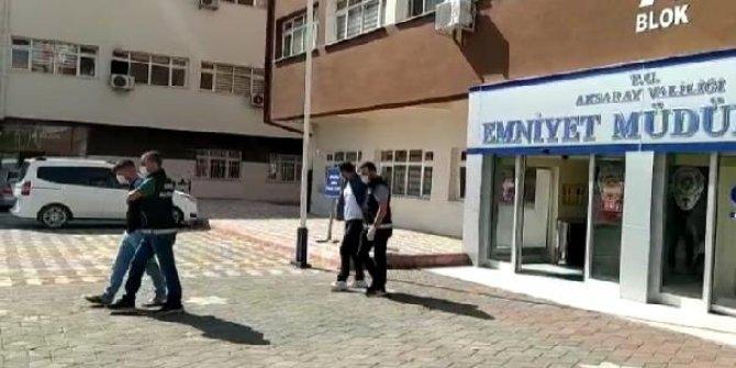 Aksaray'da uyuşturucu operasyonu: 3 tutuklama