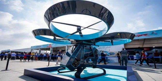 Türkiye'nin ilk uçan arabası – CEZERİ