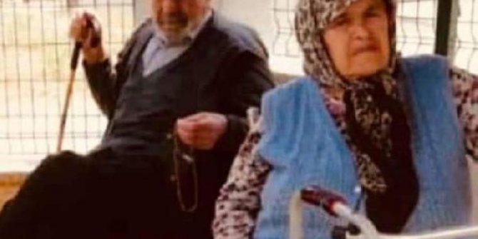 50 yıllık çift,2 gün arayla yaşamlarını yitirdi