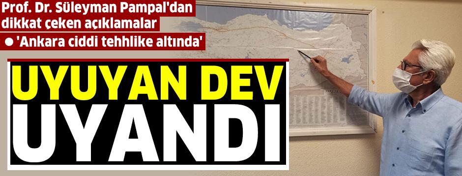 'Büyük İstanbul depremine yaklaşıyoruz'