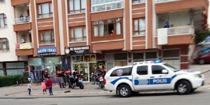 Ankara'da berber dükkanında silahlı kavga: 1 ölü, 1 yaralı