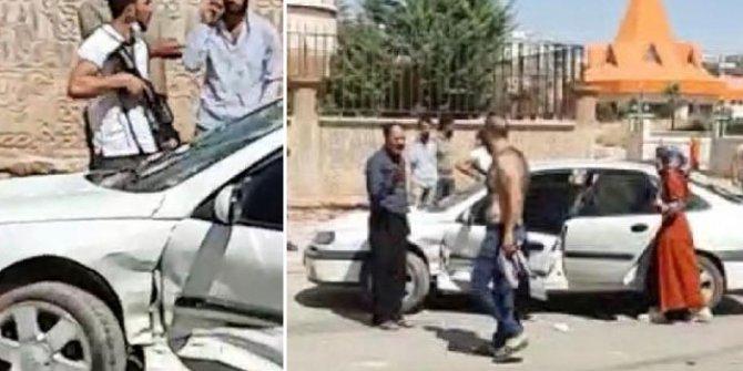 Şanlıurfa'da silahlı kız kaçırma gerginliği