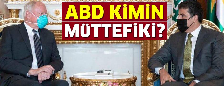 Müttefikimiz ABD'den Suriye'de teröristlere Türkiye güvencesi!