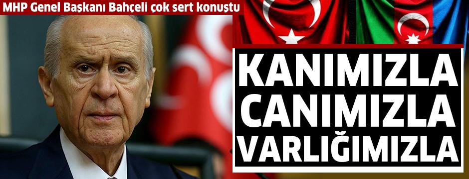 MHP Genel Başkanı Bahçeli: Ermenistan'ın Türk milleti karşısında tutunma ihtimali yoktur