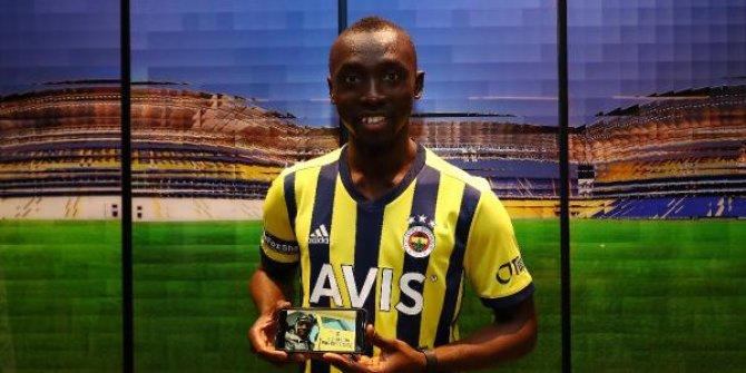 Papiss Cisse resmen Fenerbahçe'de
