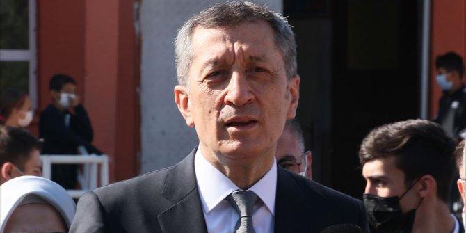 Milli Eğitim Bakanı Selçuk: Her ne tedbir gerekiyorsa bu konularda çalışmalarımızı sürdüreceğiz