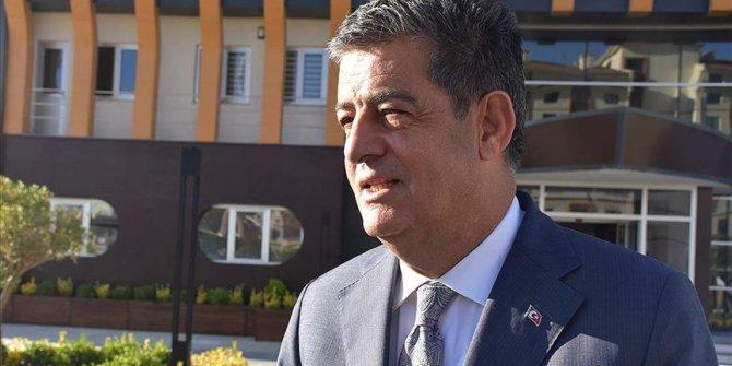 Şırnak Belediye Başkanı Yarka'nın Kovid-19 testi pozitif çıktı.
