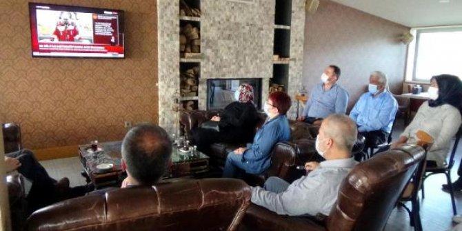 Cumhurbaşkanı Erdoğan'ın açıklaması Zonguldak'ta ilgiyle izlendi
