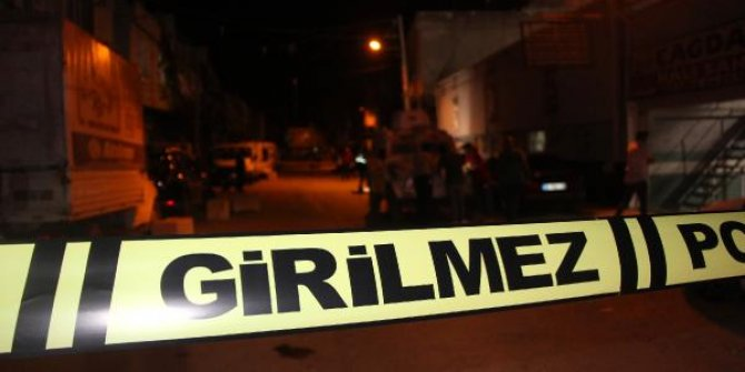 Adana'da husumetliler arasında kavga: 2 yaralı