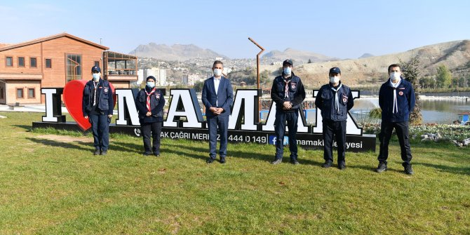 Mamak Belediyesi, İzcilik okulu kurdu
