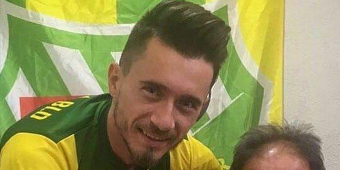İzmir'deki depremde enkazdan çıkartılan amatör futbolcu hastanede hayatını kaybetti