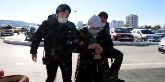 Bebeğini ölüme terk eden anne tutuklandı