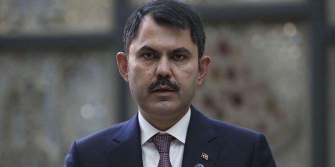 Bakan Kurum: Kılıçdaroğlu'nun Cumhurbaşkanımıza yönelik sözleri demokrasiyi hiçe sayan sorunlu bir zihniyetin tezahürü