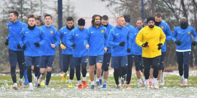 MKE Ankaragücü, Fenerbahçe maçı hazırlıklarına başladı
