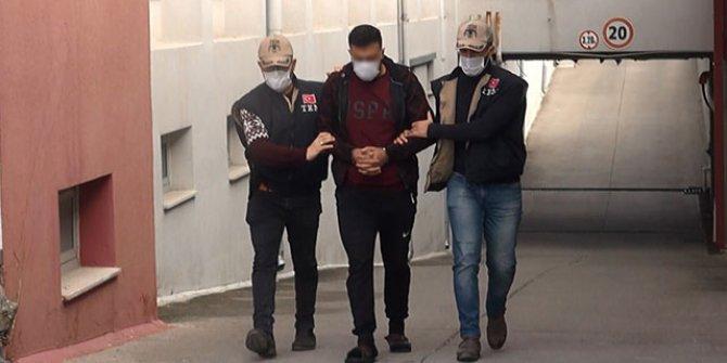 DEAŞ'ın hava savunma biriminde görevli olduğu tespit edilen Irak uyruklu terörist tutuklandı