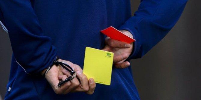 Kırmızı kart nedir? Sarı kart nedir?