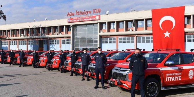 Ankara İtfaiyesi'nin uyarıları etkili oldu