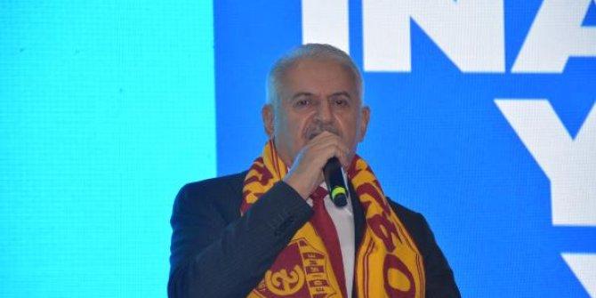 Binali Yıldırım: Ankara'da artık gizli ortaklar yok