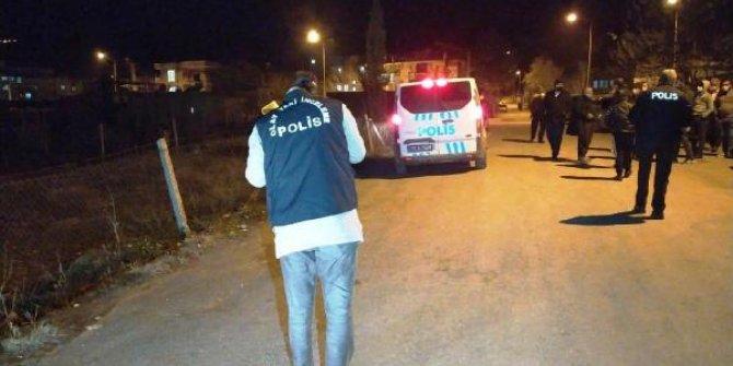 Adıyaman'da eve pompalı tüfekle ateş açıldı