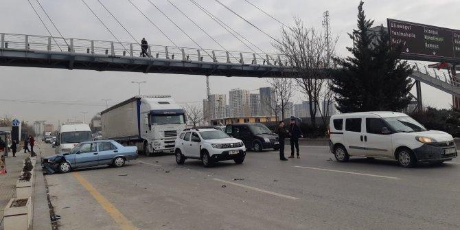 Kazalara neden olan yol için vatandaşlar düzenleme istiyor