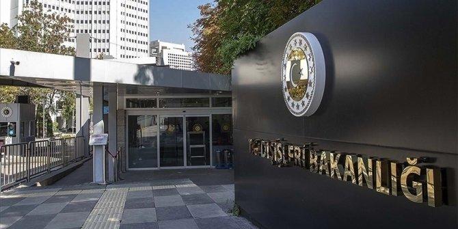 Dışişleri Bakanlığı Hanau katliamında hayatını kaybeden kurbanları andı