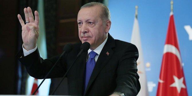 Cumhurbaşkanı Erdoğan: Türkiye'nin nüfus konusunda Avrupa ile aynı akıbete düçar olmasına izin vermeyeceğiz