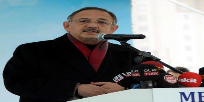 AK Parti'li Özhaseki: 350 PKK'lıyı bulup, bu toprakları tertemiz edeceğiz