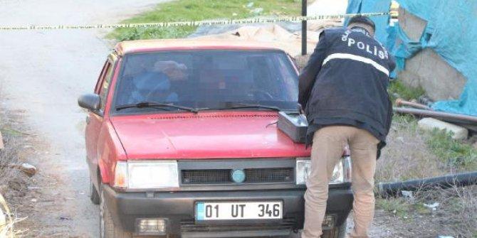'Miras' nedeniyle yeğeninin otomobilinin önünü kesti; tüfekle öldürdü