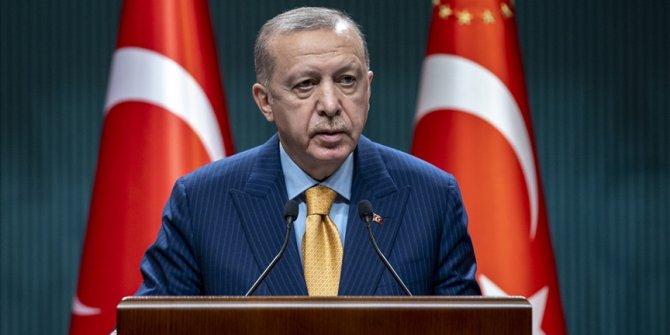 Erdoğan tarihi eylem planını açıkladı: İşte 11 maddelik liste