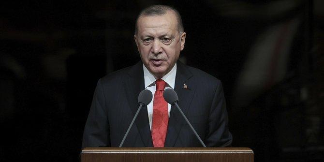Cumhurbaşkanı Erdoğan, hadis, tefsir ve fıkıh alimi M. Emin Saraç için taziye ilanı verdi