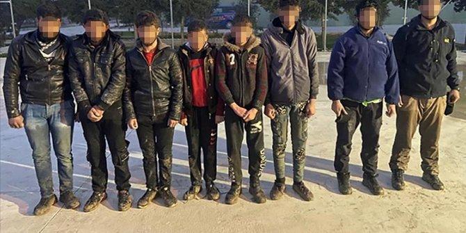 MSB: Suriye'den yasa dışı yollarla yurda girmeye çalışan 16 kişi yakalandı