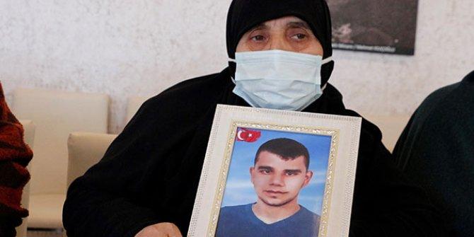 Evlat nöbetindeki anneden, Gara'ya giden HDP'li Taşdemir'e tepki