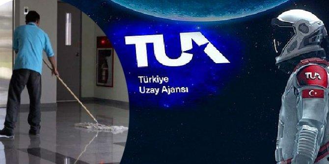 Türkiye Uzay Ajansı'na işçi alımı yapılacak