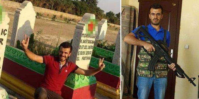 Tokkal ailesinin katil zanlısı Boğa'nın, PKK'lı teröristlerin mezarlığında fotoğrafı çıktı, terör bağlantısı inceleniyor