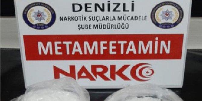 Denizli'de uyuşturucuya 9 tutuklama