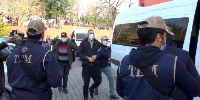 Karabük merkezle organize suç örgütüne operasyon: 29 gözaltı